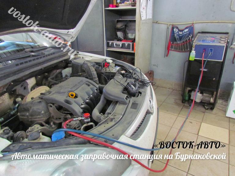 Ремонт автокондиционеров в Нижнем Новгороде диагностика