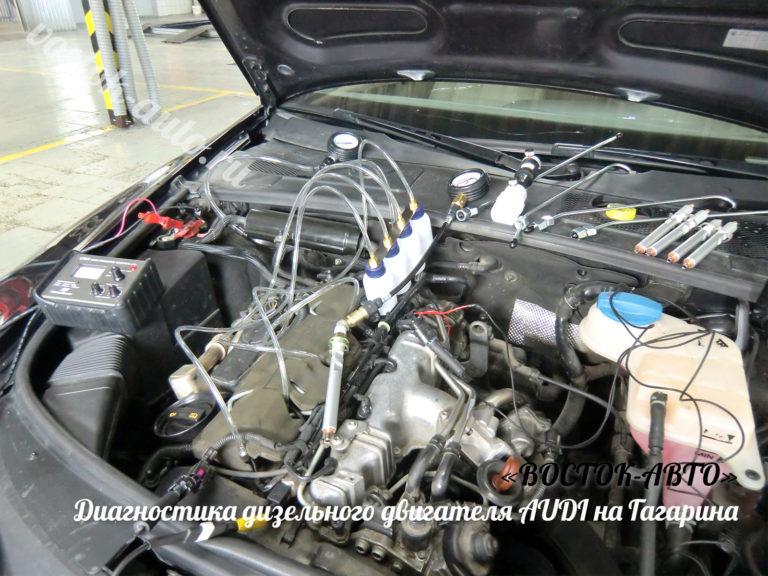 Диагностика дизельных двигателей в Нижнем Новгороде