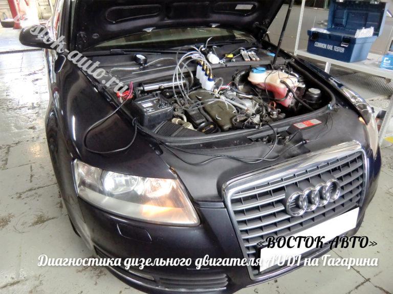 Диагностика и ремонт дизельных двигателей в Нижнем Новгороде
