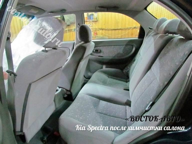 Химчистка автомобиля в Нижнем Новгороде