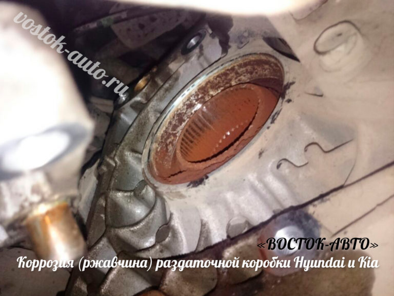 Профилактика полного привода в Нижнем Новгороде