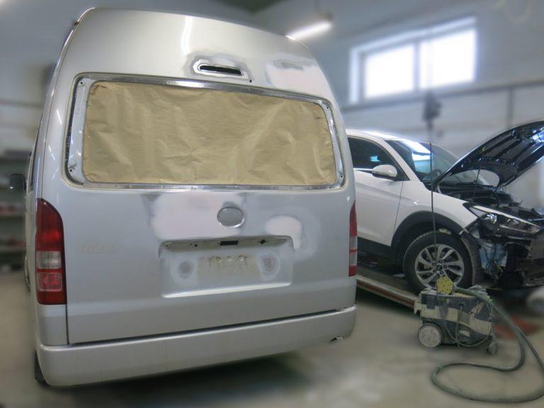 Ремонт коммерческих автомобилей в Нижнем Новгороде