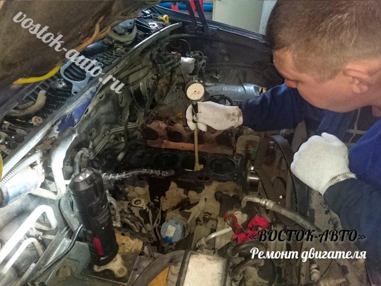 Ремонт двигателя в Нижнем