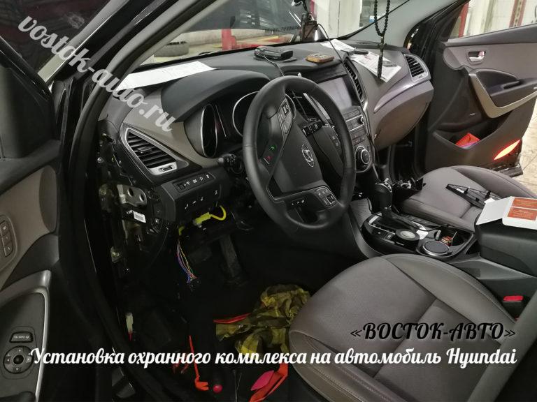 Установка автосигнализации в Нижнем Новгороде