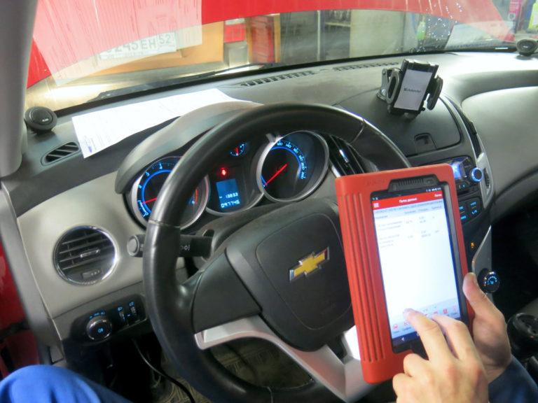 Диагностика автомобиля в Нижнем Новгороде