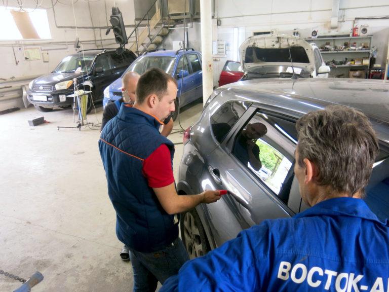 Проверка толщинометром в Нижнем Новгороде