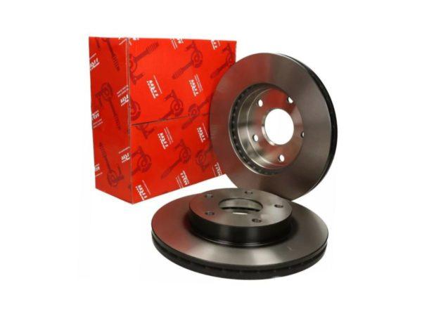 Задние тормозные диски TRW DF7928 купить в Нижнем Новгороде