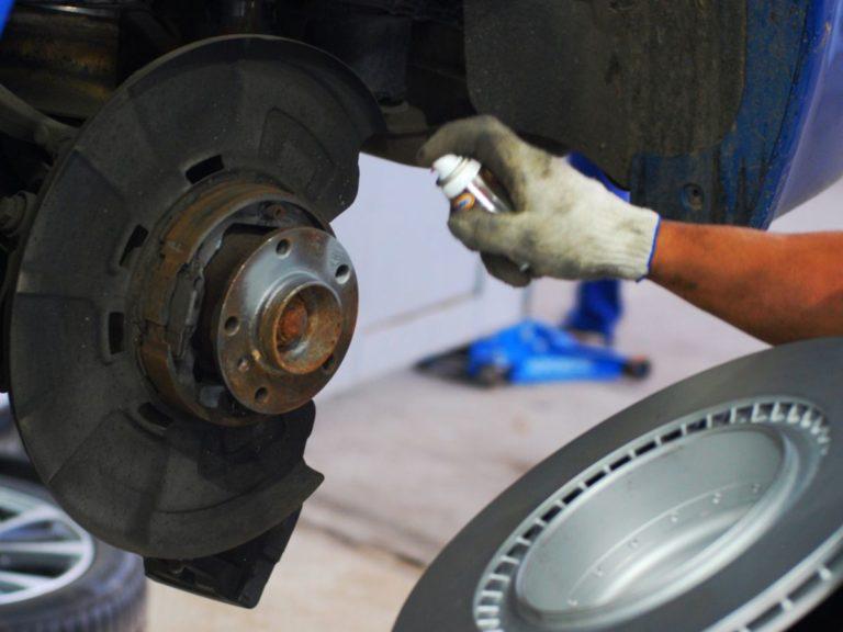 Замена тормозных дисков в Нижнем Новгороде